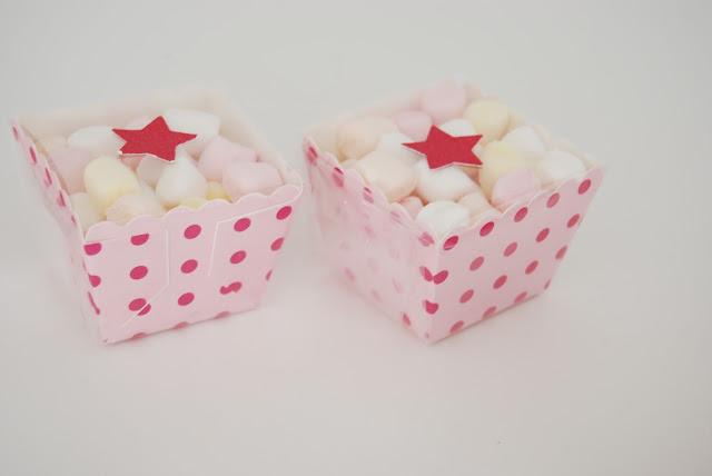 paquetes de chuches fáciles para llevar al cole