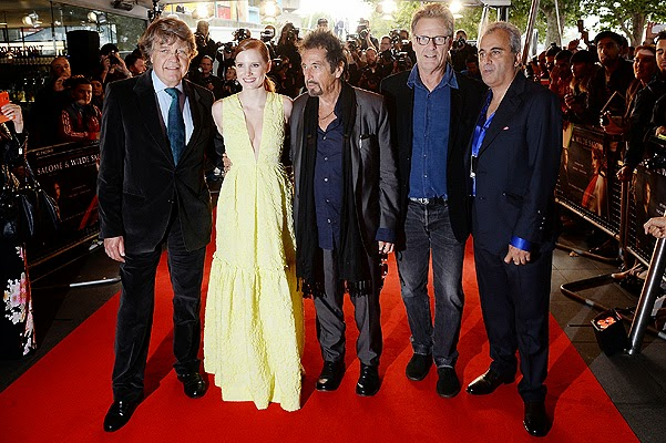 The team of the film Salome