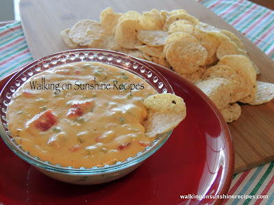 Homemade Queso Dip Recipe