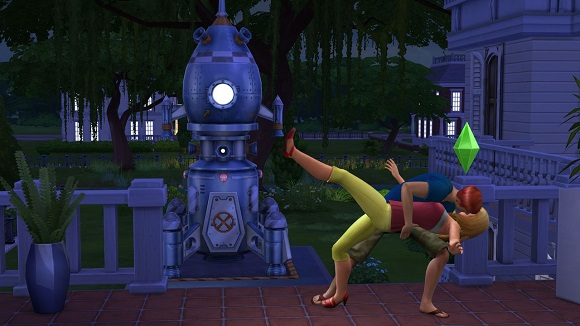 The Sims 4 Deluxe Edition PC Screenshot 5 The Sims 4 Deluxe Edition [PC/MulTi17] + Update1 RePack