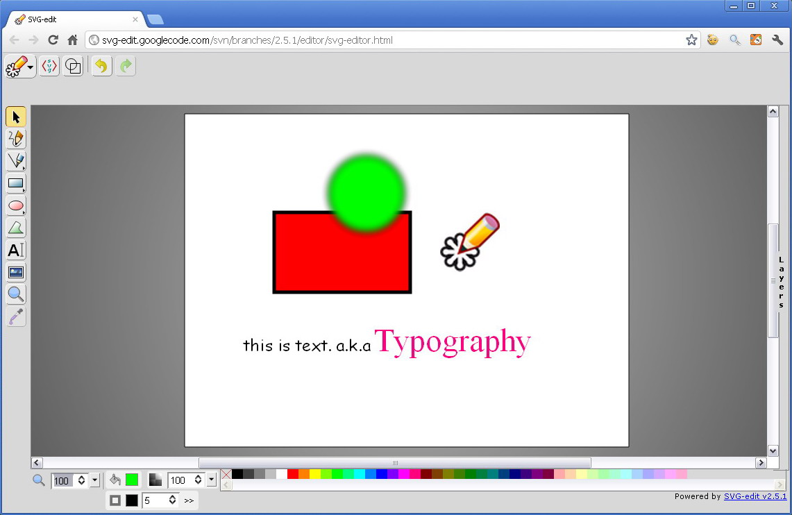 Free Vector Graphics Software
