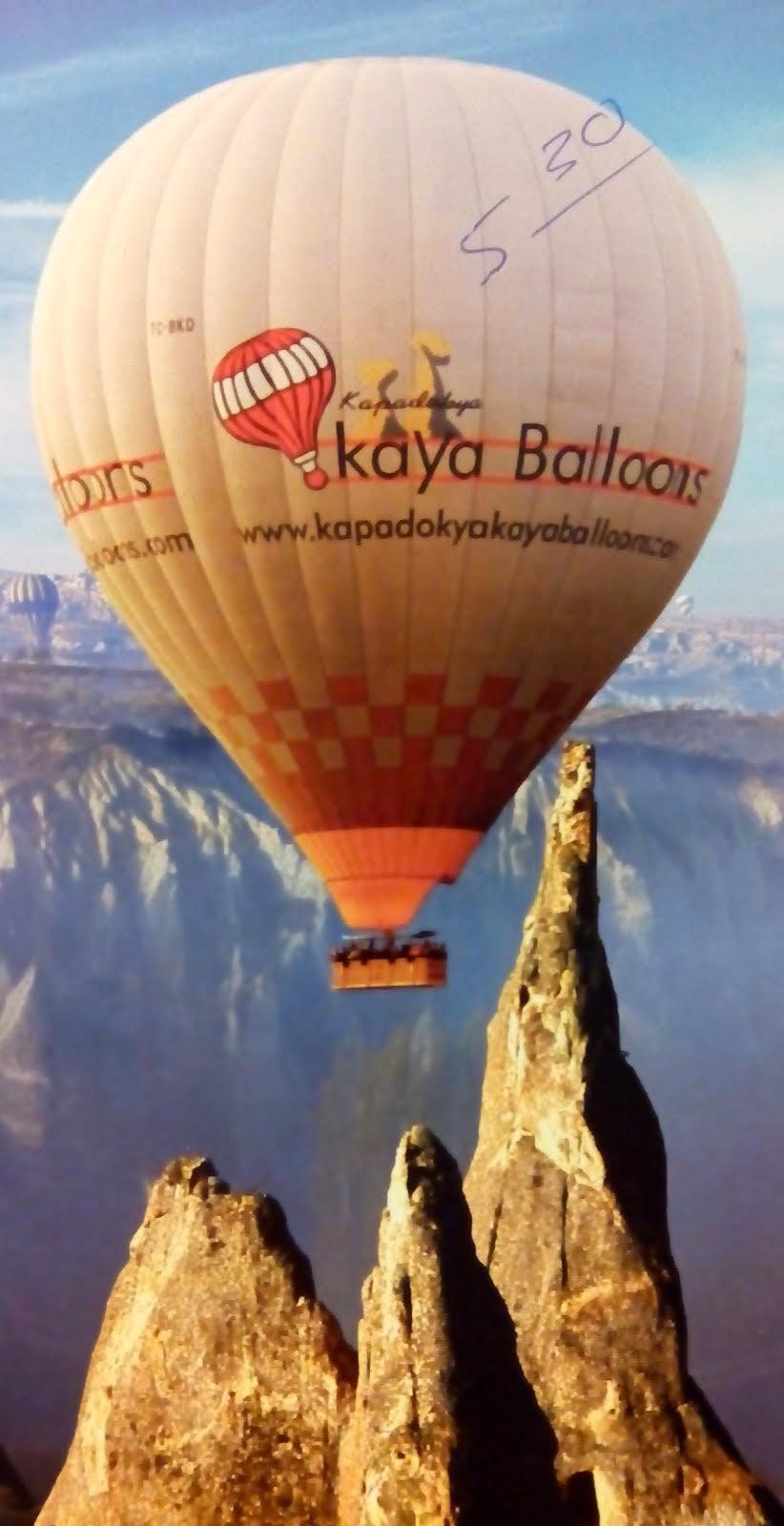 Treknatura el mejor vuelo en globo seg n nacional - Viaje en globo valencia ...