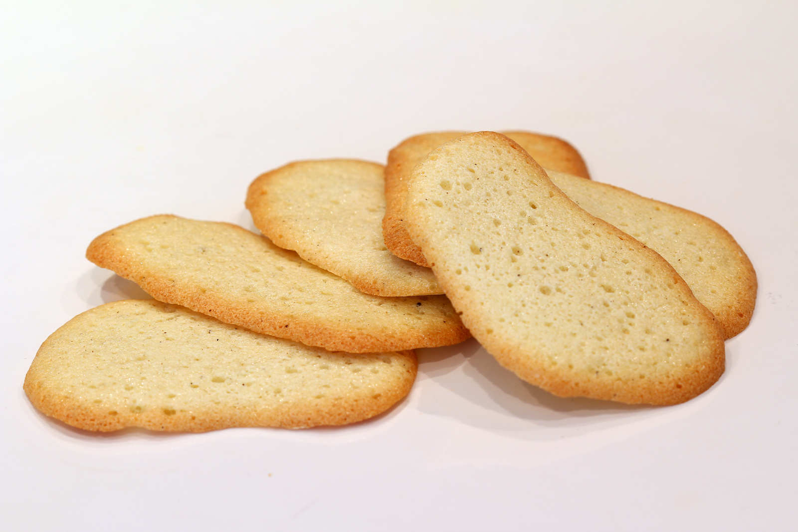 Le mercredi c'est pâtisserie: Langues de chat