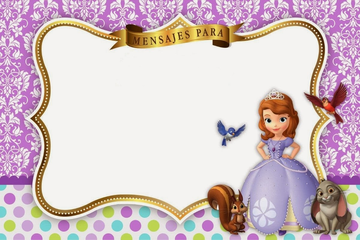 De La Princesa Sofia