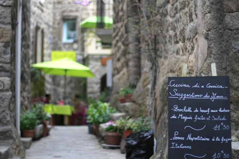 Sartène Corse Village