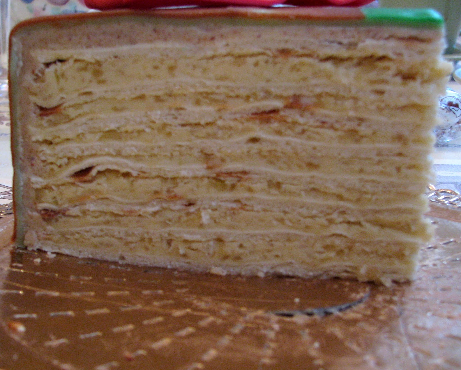 Крем для прослойки торта рецепт пошагово в домашних условиях