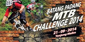 Batang Padang MTB Challenge 2014 - 21 September 2014