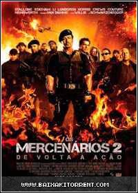Baixar Filme Os Mercenários 2 Dublado - Torrent