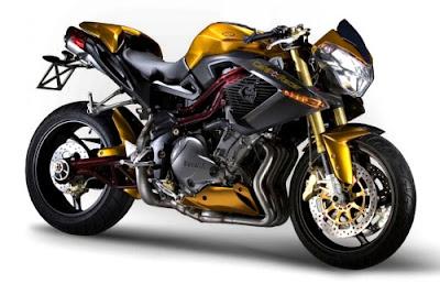 Benelli Century Racer 1130
