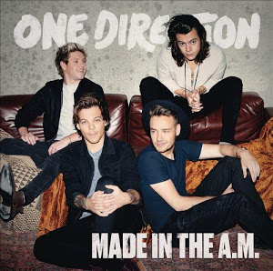 Download Album One Direction Made in the A.M Full Album
