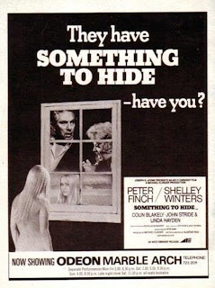 Something to Hide 1972 Shattered