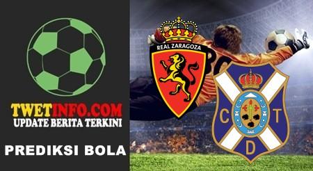 Prediksi Real Zaragoza vs Tenerife