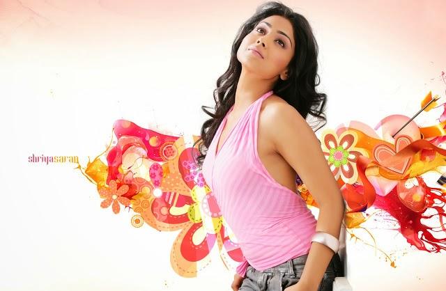 Shriya Saran Hot HD Wallpapers 2014