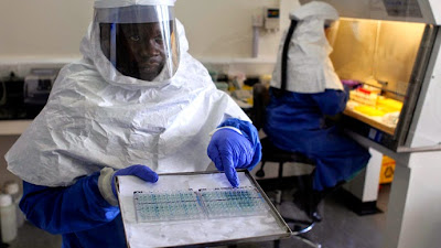 Serangan Virus Ebola terbaru di Guinea Afrika