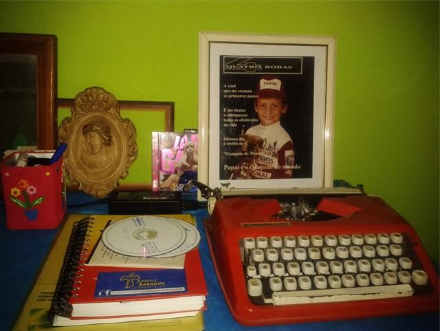 De onde eu blogo