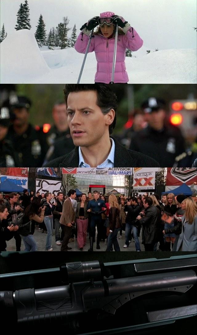 Los 4 Fantasticos (2005) HD 1080p Latino