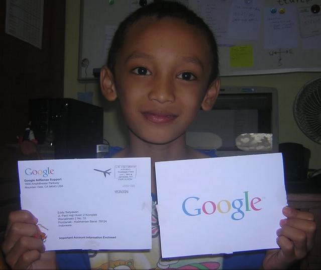 PIN Google Adsense Photo