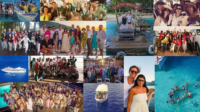 Merveilleuses vacances, vacances gratuitement, paradis tropical, récompenses de mode de vie, de l'aventure,