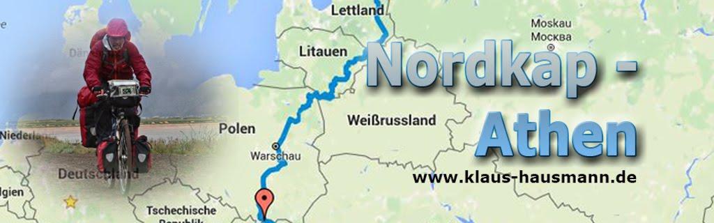 Tour-2016 Nordkap-Athen