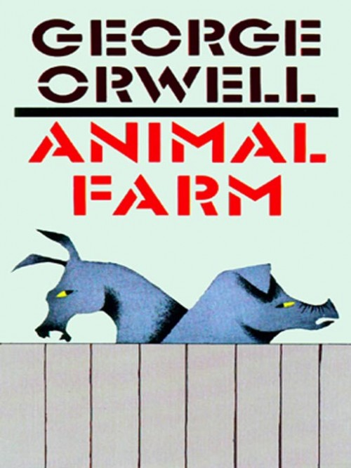 a book report on animal farm by george orwell The book animal farm is a timeless work of literature written by george orwell i wish to share some personal thoughts on the book and how it.