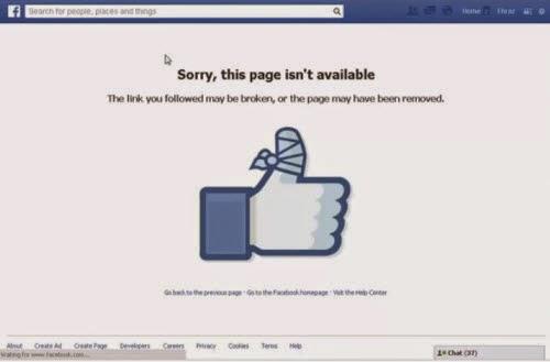 Cách khóa tài khoản facebook 2