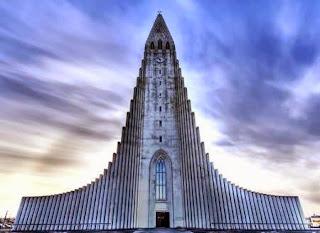 gereja unik