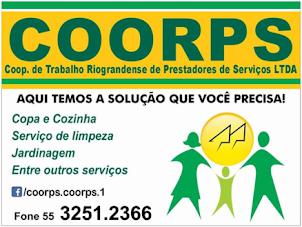 COOPERATIVA DE PRESTADORES DE SERVIÇOS