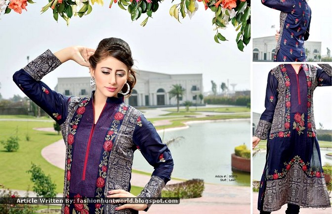 Party Wear Bahaar-e 15 Dresses