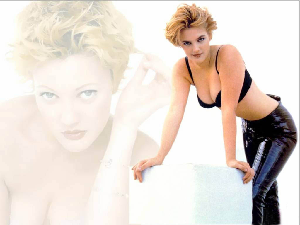 Drew Barrymore Hot Wallpapers