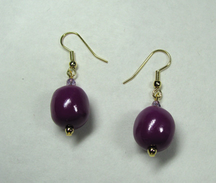earrings3 Homemade Polymer Earrings
