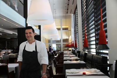 Chef Iván Sáez del restaurante Lágrimas Negras. Blog Esteban Capdevila