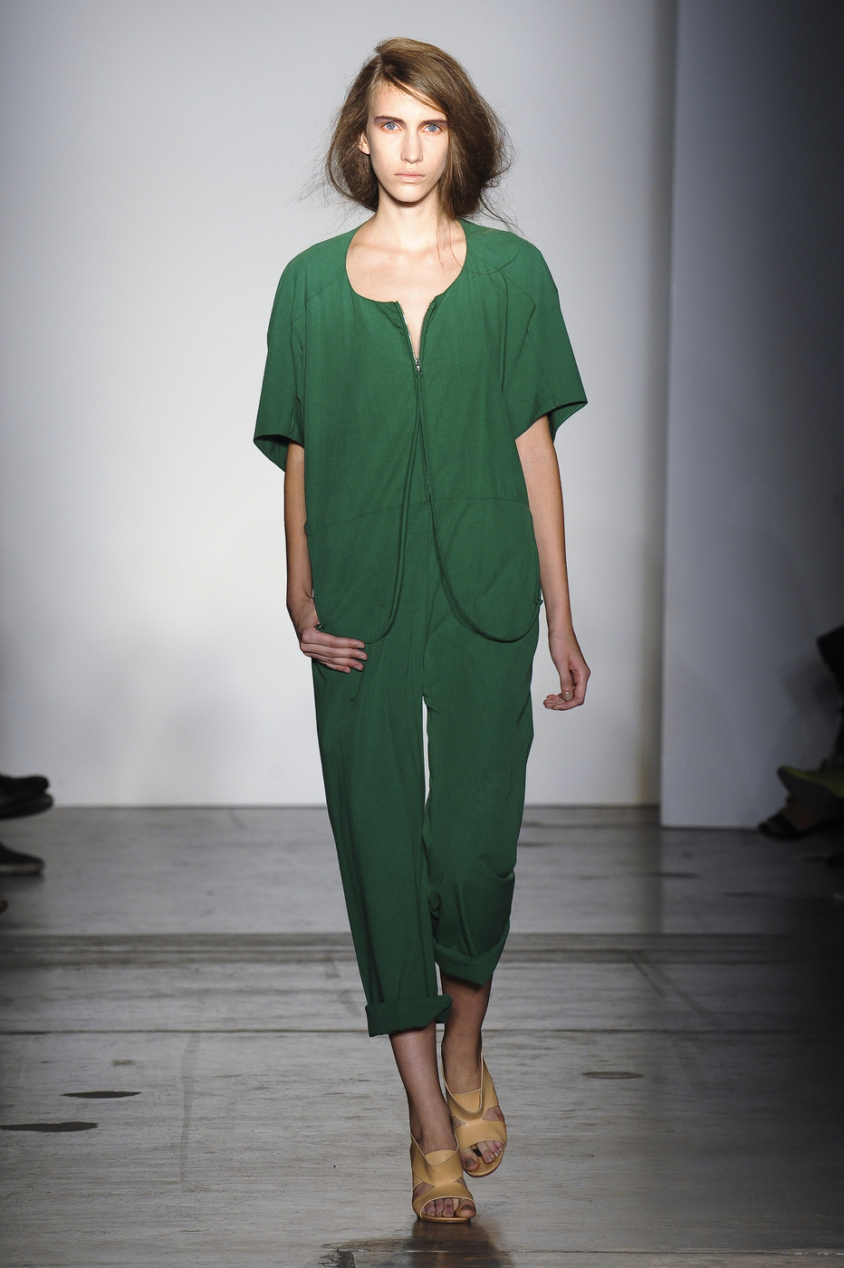 via fashioned by love | A Detacher Spring/Summer 2011 | green