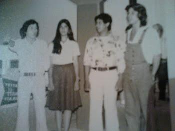 "Alumnos de la Prepa ""Flores magon"" (1978)"