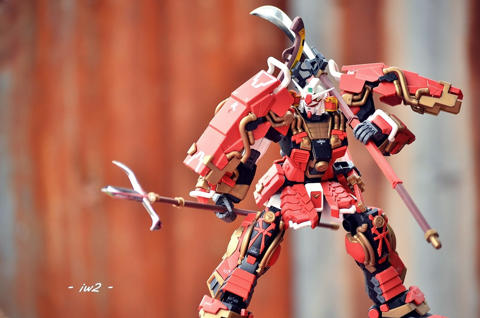 Master Grade Gundam Models