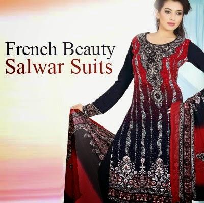Indian Casual Salwar Suits 2014