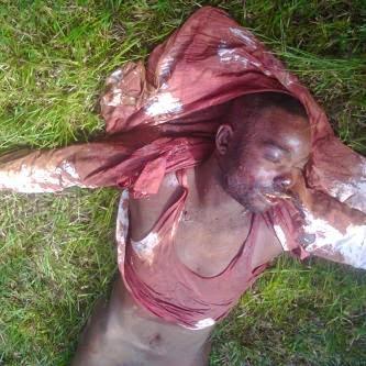 robber killed agbor access bank