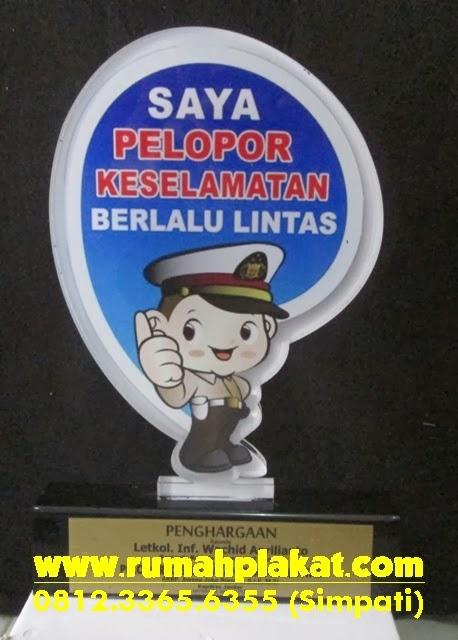 Piala Penghargaan murah Surabaya, Pusat Piala Akrilik surabaya, Desain plakat Penghargaan, 081233656355