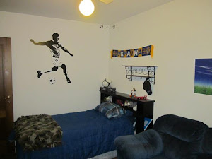 Vitaliy's New Room