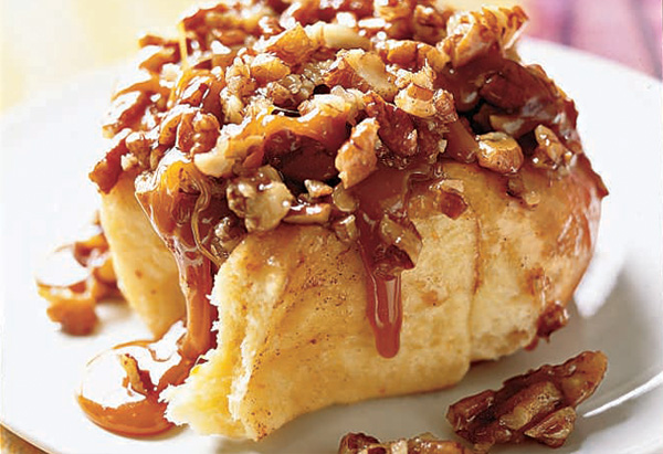 My Favorite Things: Gooey Cinnamon Sticky Buns