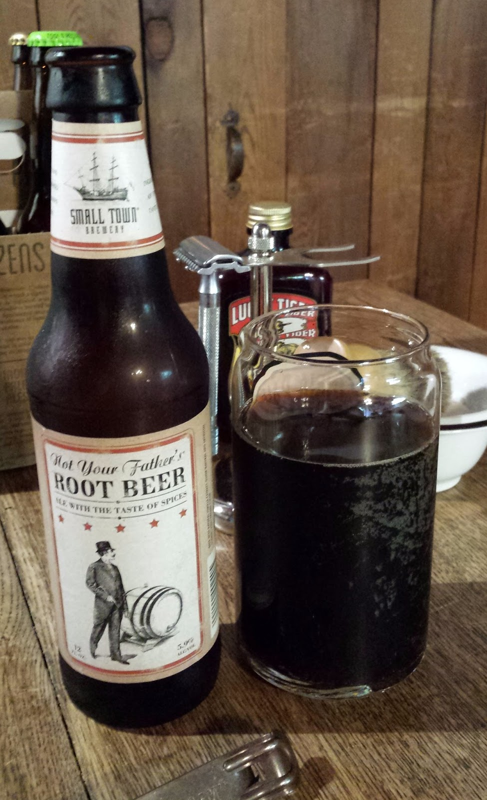 Not root beer but is it beer