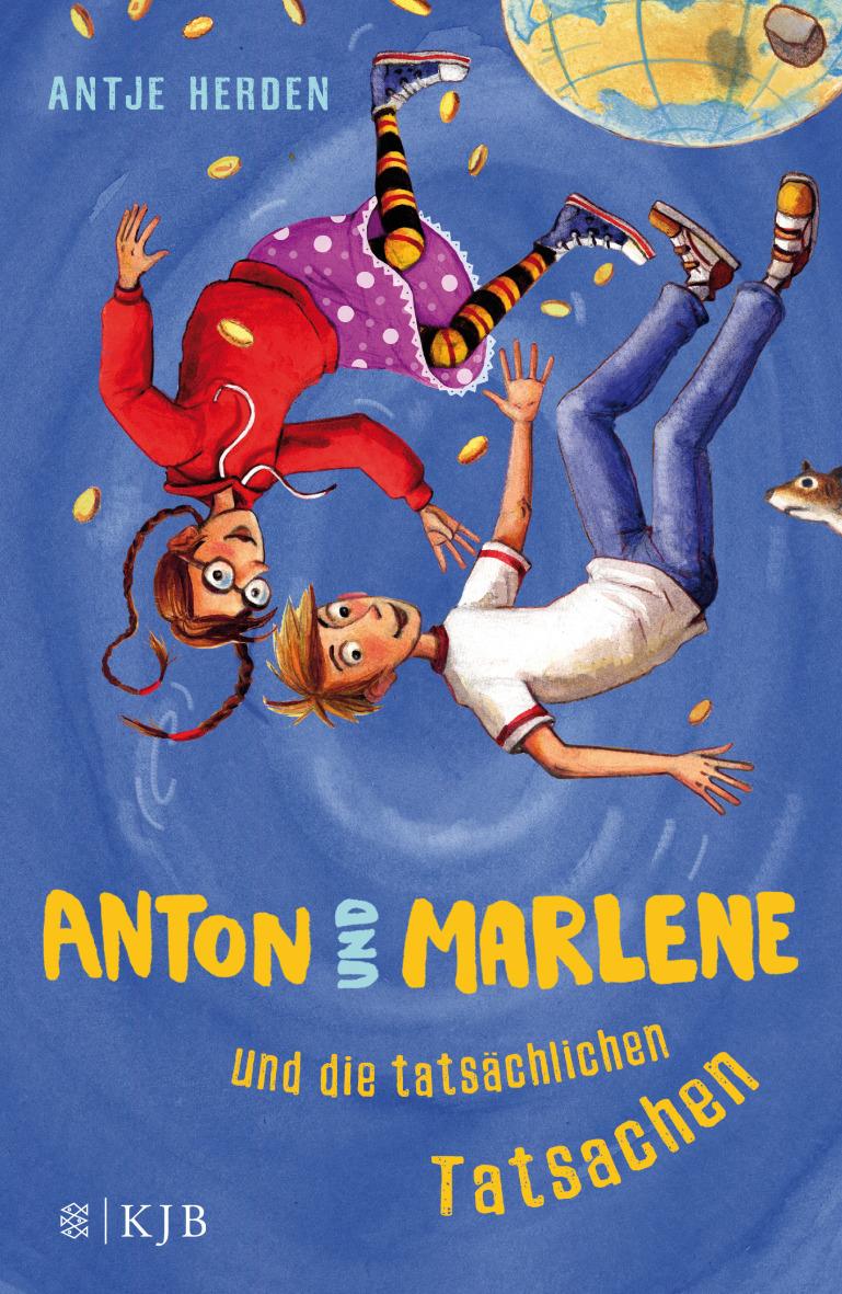 Der zweite Anton und Marlene-Band