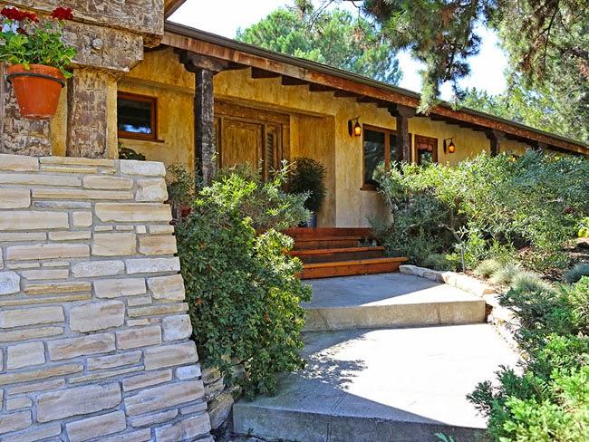 estilo rustico casa rustica en hollywood