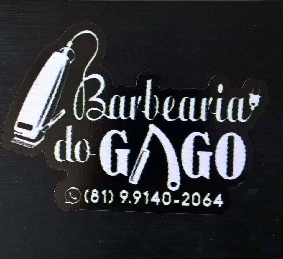 BARBEARIA DO GAGO.
