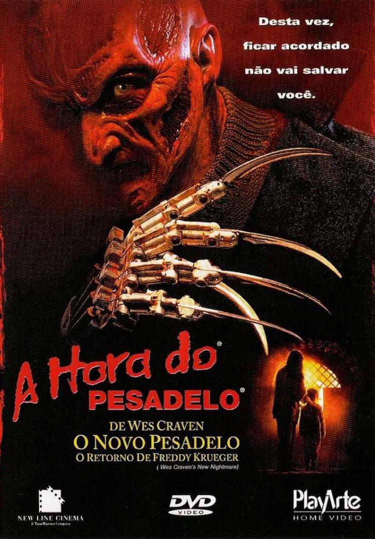 O Novo Pesadelo – O Retorno de Freddy Krueger – HD 720p