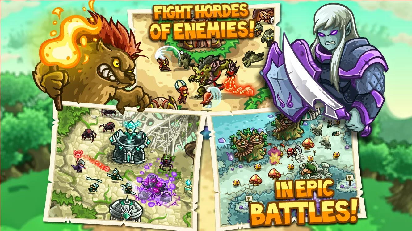 Kingdom Rush Origins v1.2.0 Mod