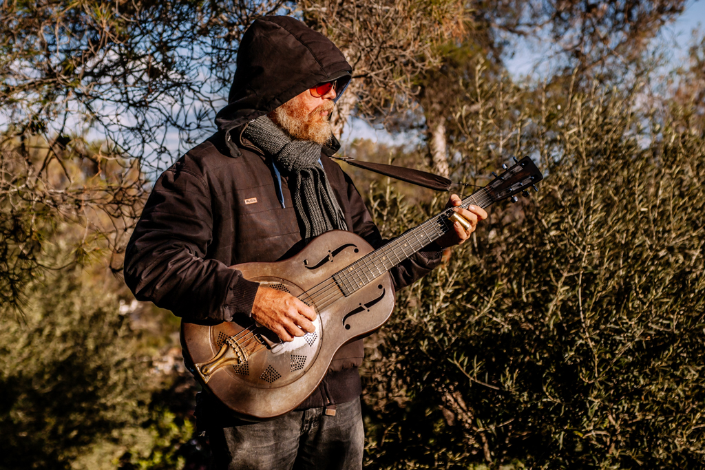 Musician - Copyright © Marcin Michalak Photography.