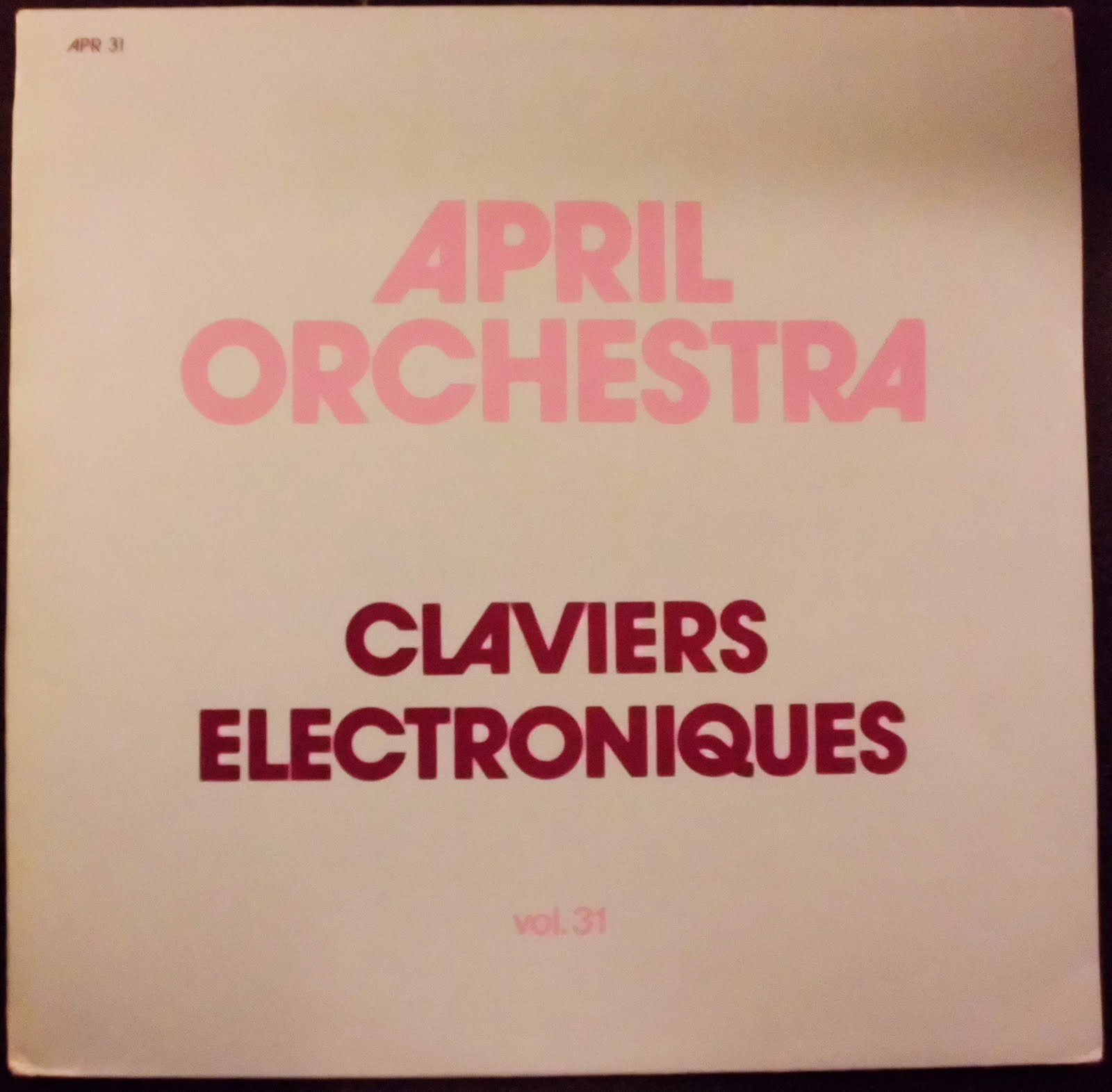 Patrick Vasori - April Orchestra Vol. 69 Présente Fruits De La Passion