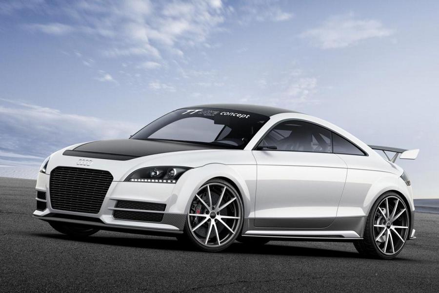 Audi Tt Ultra Quattro Concept Autoesque