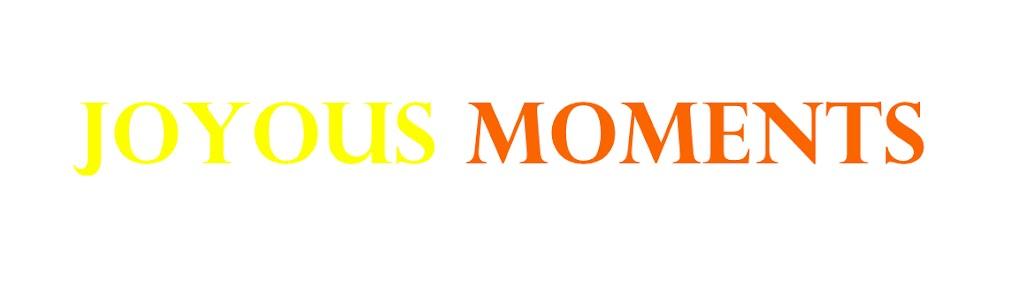 joyous moments