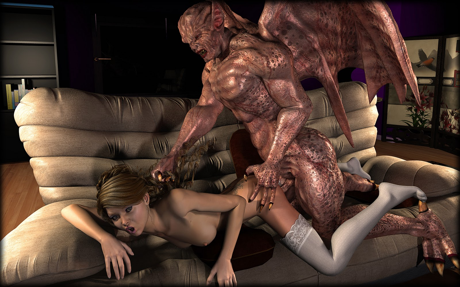 Download sexy monster woman exposed videos